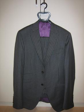 ryoのスーツ
