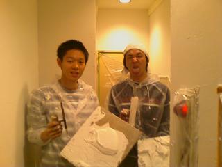 東京アチコーコー店内写真