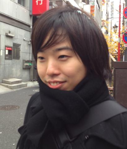 Koichiro Sumi in Roppongi