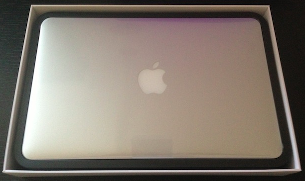 MacBook Air Haswell 1.3GHz