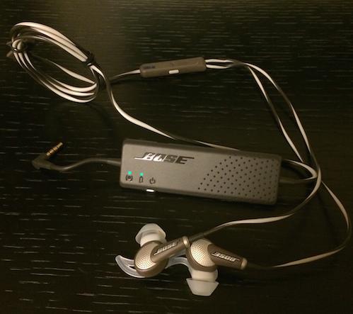 Bose QuietComfort 20i