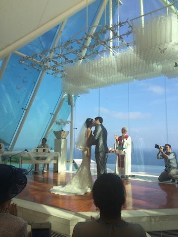Masaki Amanda Wedding