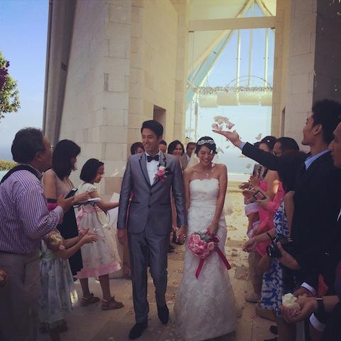 Masaki Amanda Wedding2