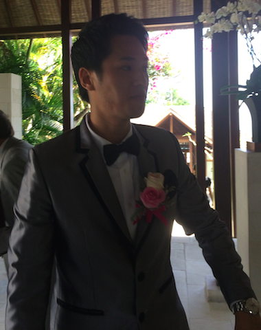Masaki Miwa Wedding