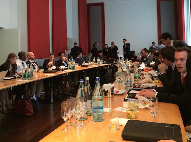 St. Gallen Symposium Accenture Session