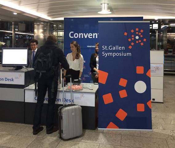 St. Gallen Symposium Airport