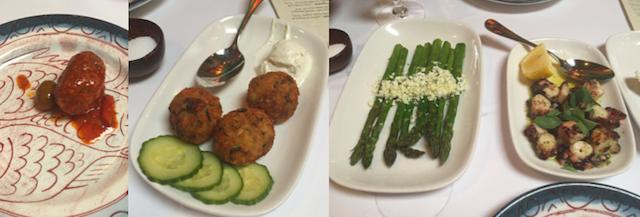 Evvia Delicious Dishes