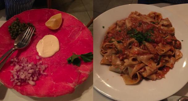 Osteria Delicious Dishes