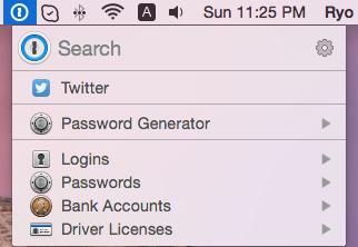 1Password Desktop