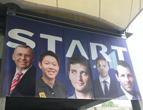 START Summit 2015 Banner