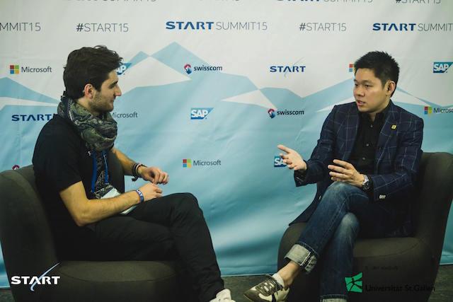 START Summit 2015 Interview
