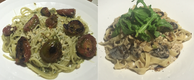 The Plump Oyster Pasta
