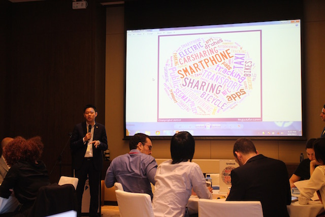 SHAPE China 2015 Changing the Way the World Moves 2