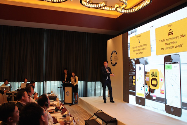 SHAPE China 2015 Startup Project Workshop