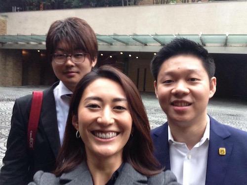Ko Sato_Maria Kamiyama_Ryo Umezawa_Prime Minister Residence