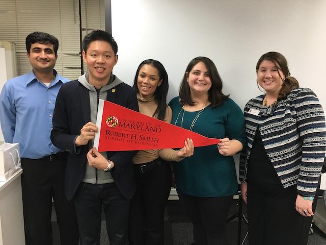 2016_Presentation for University of Maryland MBA Students