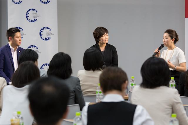 Ryo Umezawa Akie Abe Yuki Takahashi