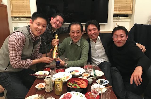 Ryo Umezawa_Junta Fukuda_Naoto Kan_Yusuke Matsuda_Kazuma Nakatani